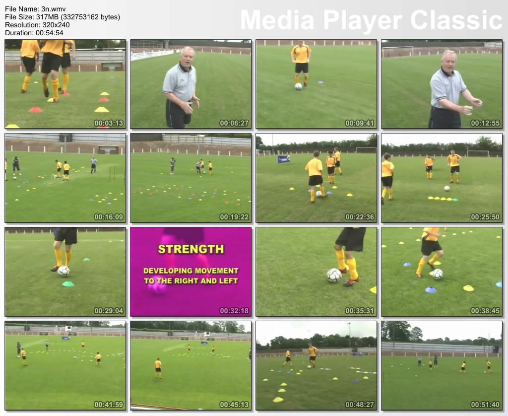 مجموعه آموزش کامل فوتبال